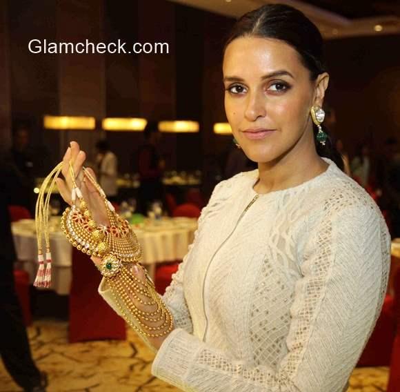 Neha Dhupia at the grand jury meet of the 11th Retail Jeweller India Awards
