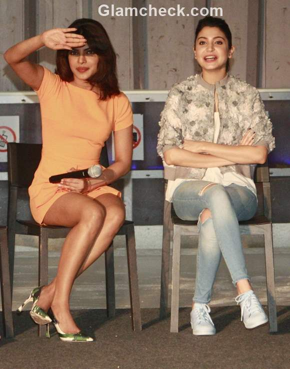 Priyanka Chopra Anushka Sharma