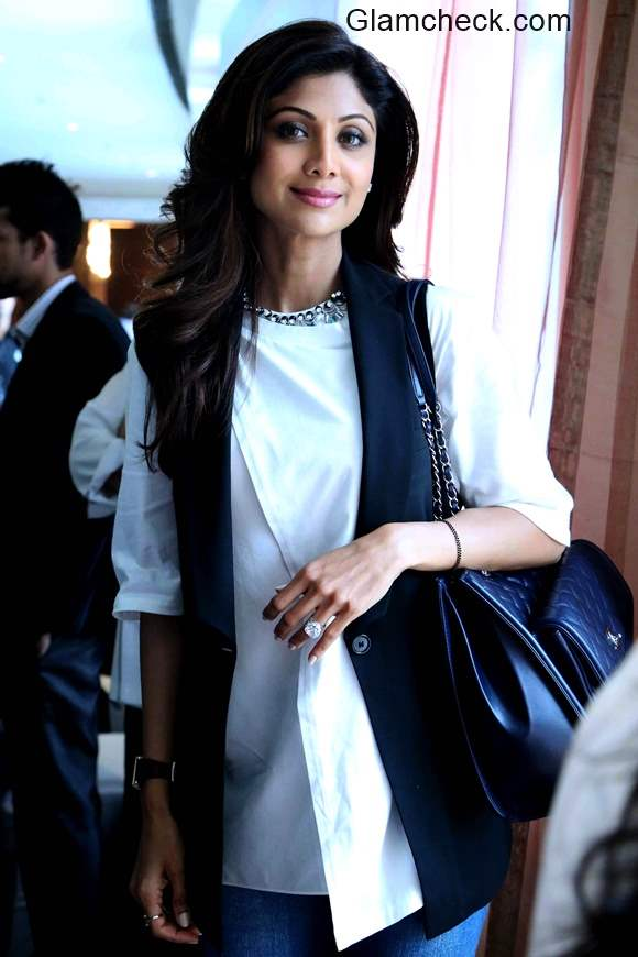 Shilpa Shetty 2015 Style