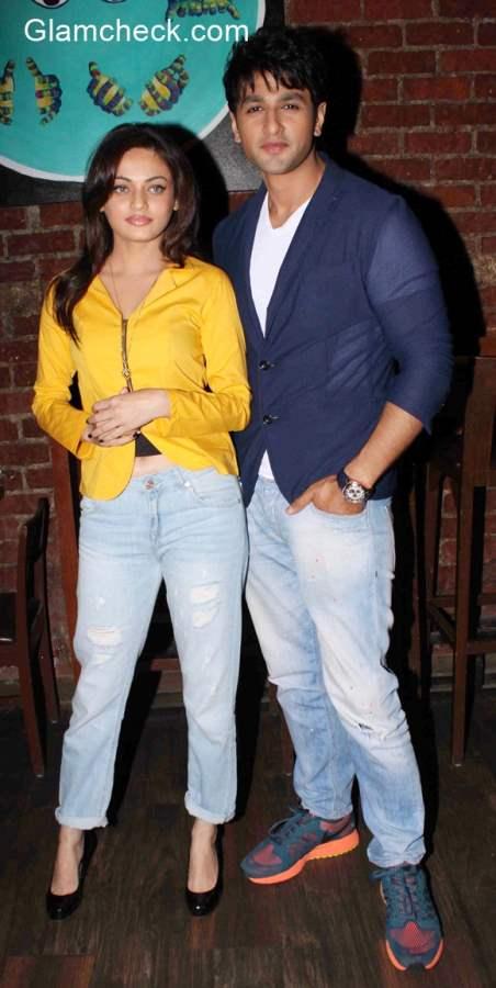 Sneha Ullal and Nishant Malkani