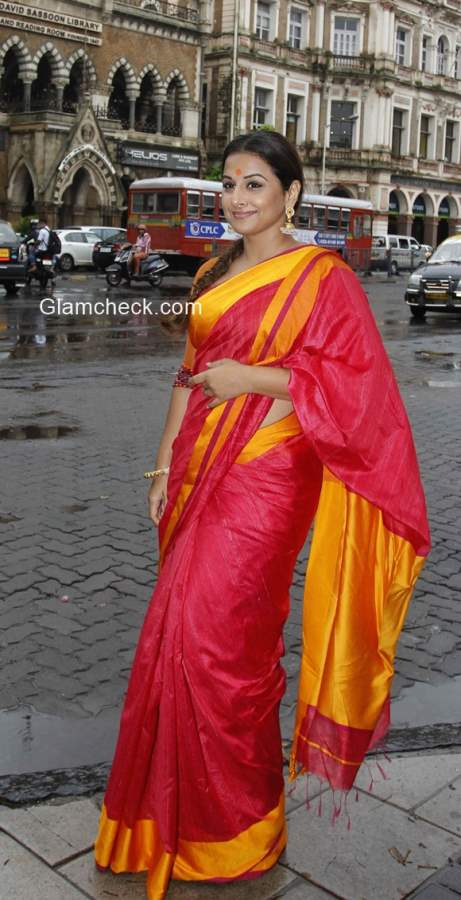 Vidya Balan Pictures in Saree