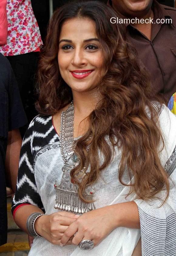 Vidya Balan Traditional Look 2015