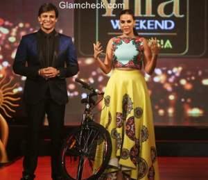 Bollywood celebs walk the ramp at the IIFA 2015 fashion extravaganza