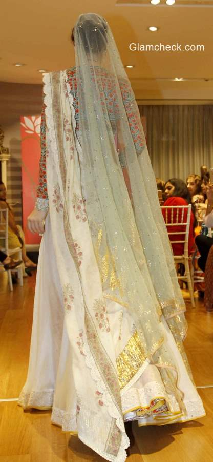 Vogue Wedding Collection Preview by Anju Modi