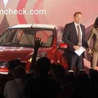Kangana Ranaut launches Nissan Micra X-Shift