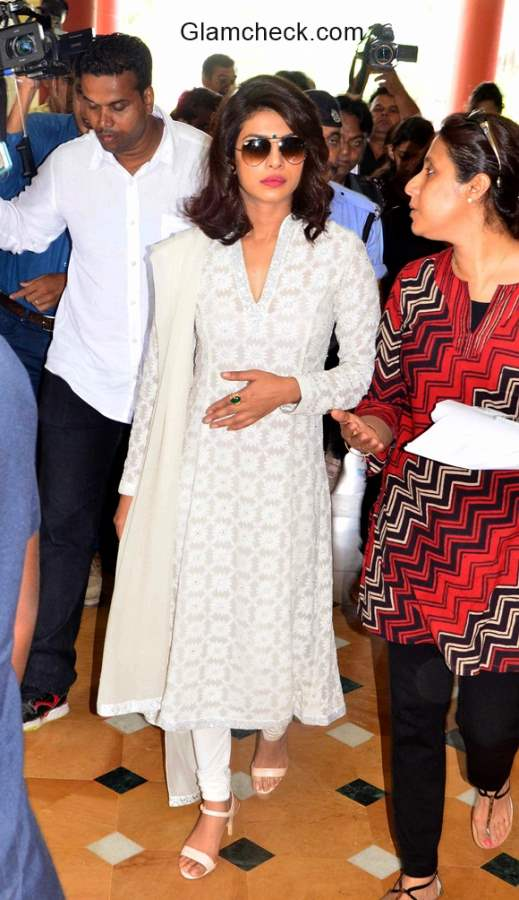 Priyanka Chopra for Preventing Anaemia among adolescents  the intergenerational cycle of under-nutrition