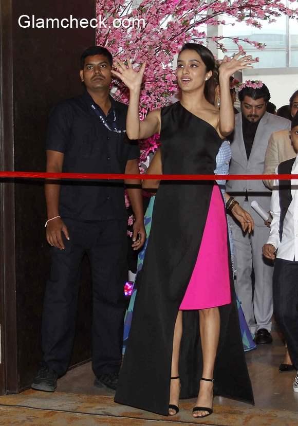 Shraddha Kapoor inaugurates Glamour 2015 Jewellery Exhibition