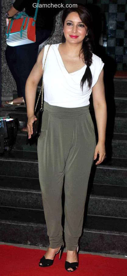 Tisca Chopra at special screening of Guddu Rangeela