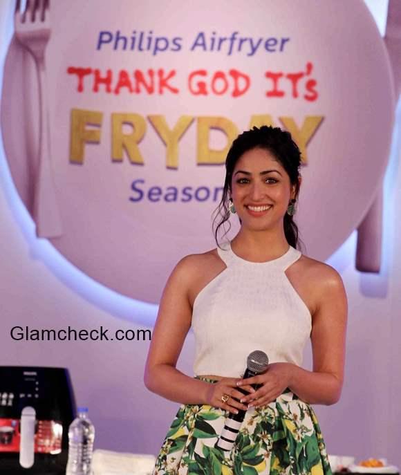 Yami Gautam Times Food and Fashion show
