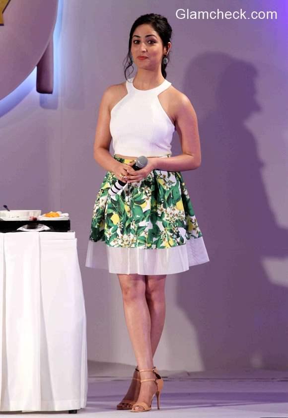 Yami Gautam at Times Food and Fashion show