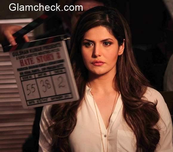 Zarine Khan in Hate Story 3