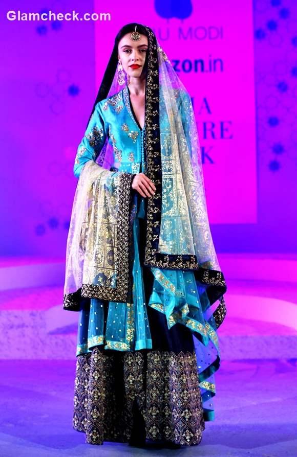 Amazon Couture Week 2015 - Anju Modi Collection