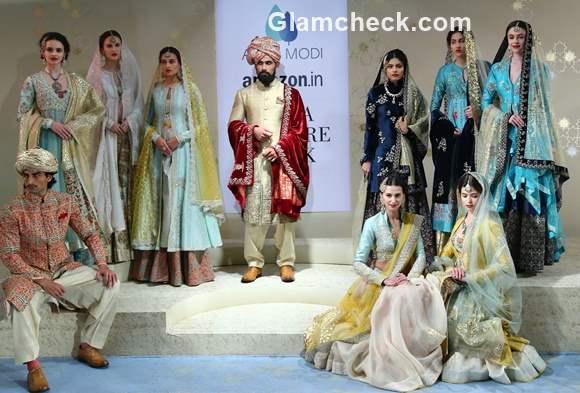Amazon Couture Week 2015 - Anju Modi
