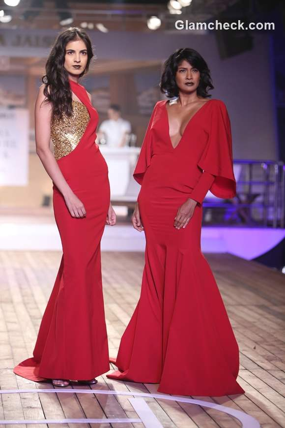 Amazon India Couture Week 2015 – Monisha Jaising collection The Sailing Bride