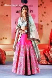 Anju Modi at Amazon Couture Week 2015