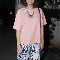 Dia Mirza at the screening of Jaanisaar