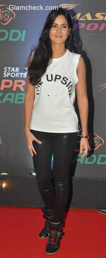 Katrina Kaif at the finals of Pro Kabaddi League season 2