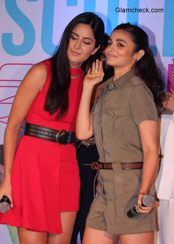 Katrina and Alia