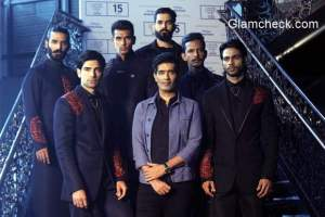 Manish Mahotra presents a preview of his LFW Winter Festive Collection