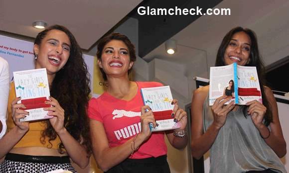 The Lazy Girls Guide to Being Fit Launch