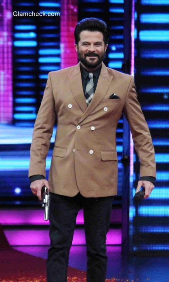 Anil Kapoor promotes 'Welcome Back' on Dance Plus