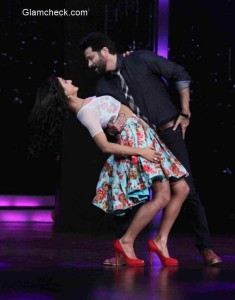 John, Anil and Shruti Haasan promote 'Welcome Back' on Dance Plus