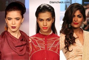 Bold Lipstick Colors – 3 Indian Festive Beauty Looks