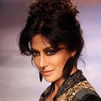 Chitrangada Singh for Tarun Tahiliani at LFW Winter-Festive 2015