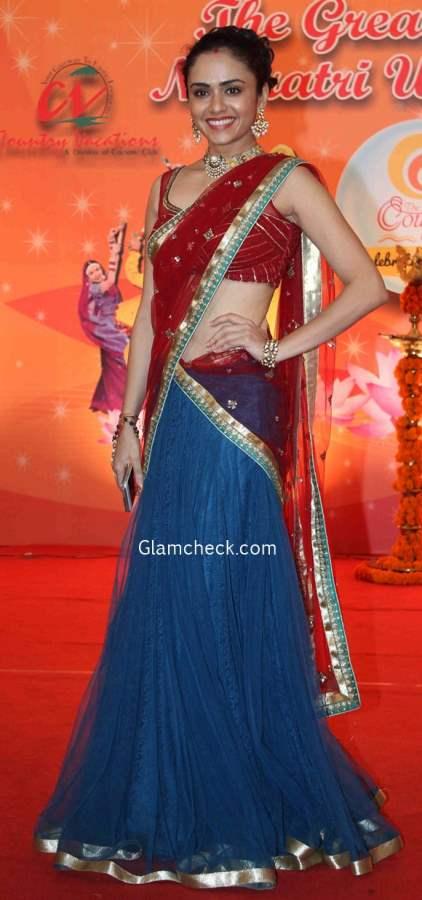 Dandiya outfit
