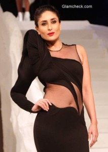 Kareena Kapoor for Gaurav Gupta at LFW Winter-Festive 2015