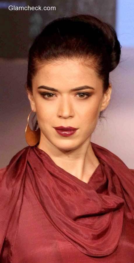 Lipstick for Indian skin tone - Dark Berry