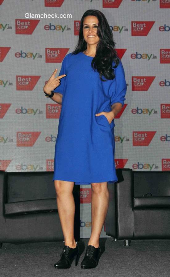 Neha Dhupia announce partnership between Best Deal TV and eBay