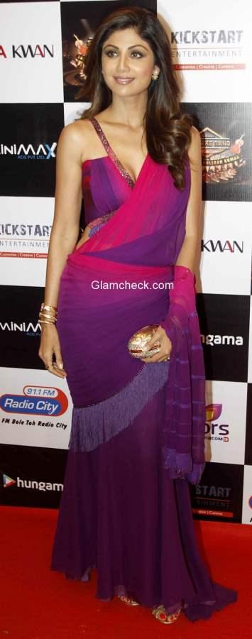 Pre-stitched Saree by Tarun Tahiliani