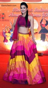 Ghagra Looks for Dandiya – Celeb inspired