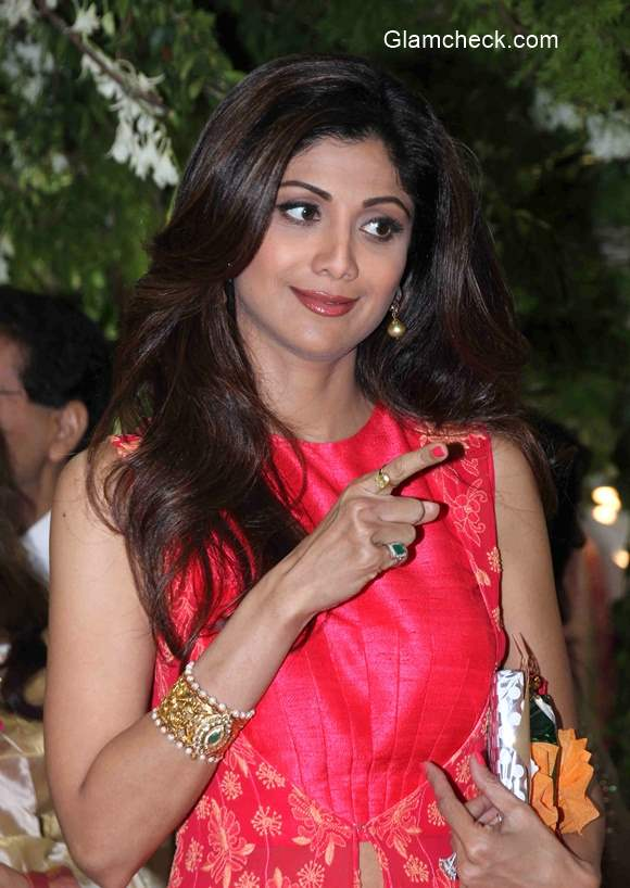 Shilpa Shetty at inauguration of the IMC ladies wing exhibition