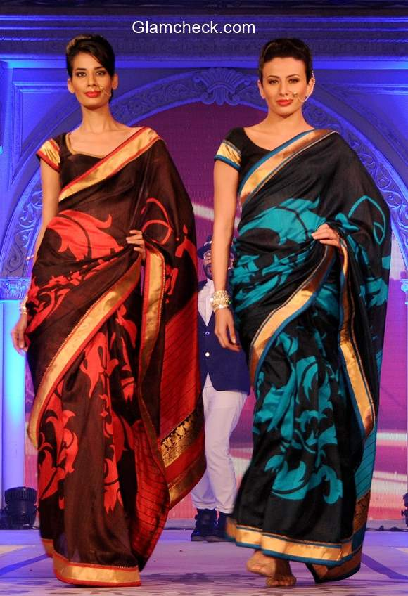 Traditional Saree Look For Ganesh Chaturthi