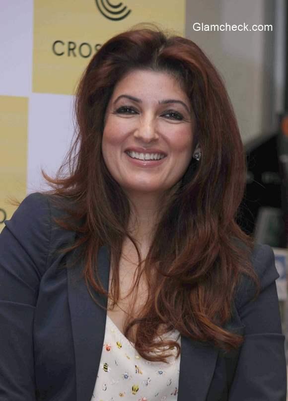 Twinkle Khanna 2015 Mrs Funnybones