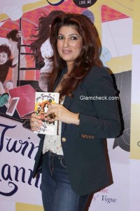 Twinkle Khanna conducts the reading session of 'Mrs Funnybones'