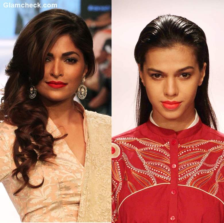 Color for Indian Skin Tone Red
