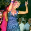 Paris Hilton at Byblos Nightclub in Saint Tropez