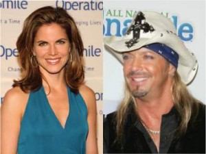 Bret Michaels and Natalie Morales to host Miss Universe 2010 Pageant