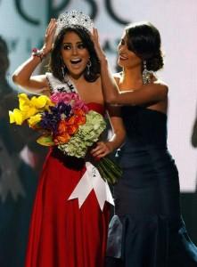 Miss Universe 2010 Winner is Miss Mexico Jimena Navarrete