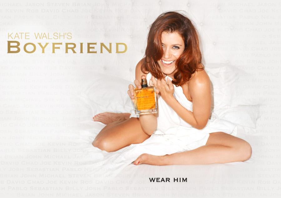 Boyfriend, a Perfume from Kate Walsh