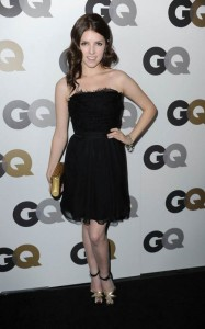 Anna Kendrick at GQ Men of the Year Party