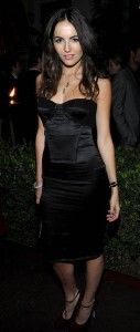 Camilla Belle at GQ Men of the Year Party