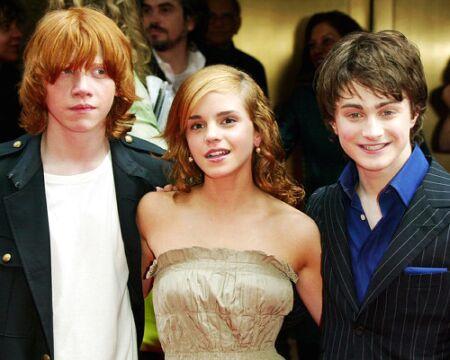 Harry Potter stays on top at the Box Office