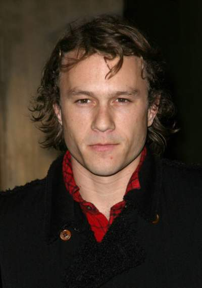 Heath Ledgers