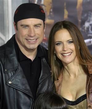 John Travolta and Kelly Preston welcome son