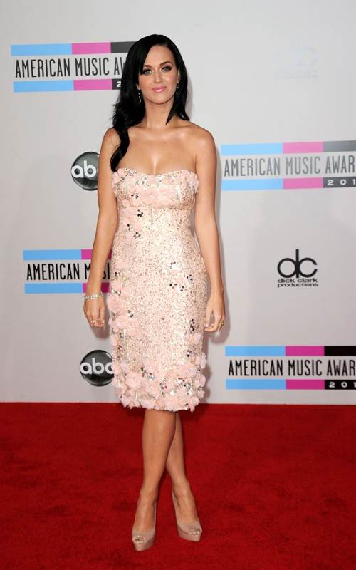 Katy Perry at 2010 AMAs