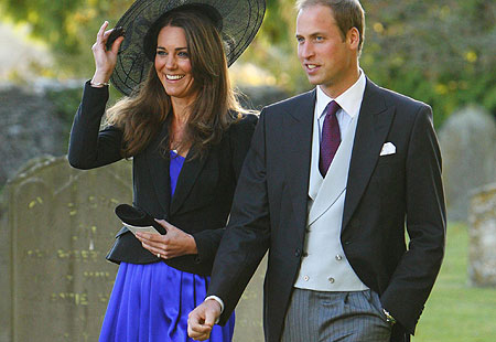 Race on to design Middletons wedding gown